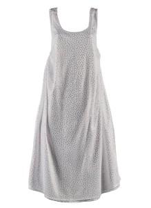 Stardust White Flowy Dress