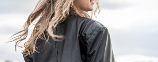 MCMA leather jacket