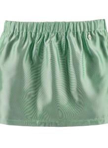 Mint Mini Skirt