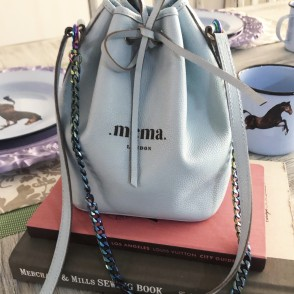 mini gigi bucket bag
